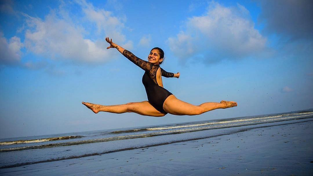 Yoga Isn't About Weight Loss, But Being a Better You: Natasha Noel