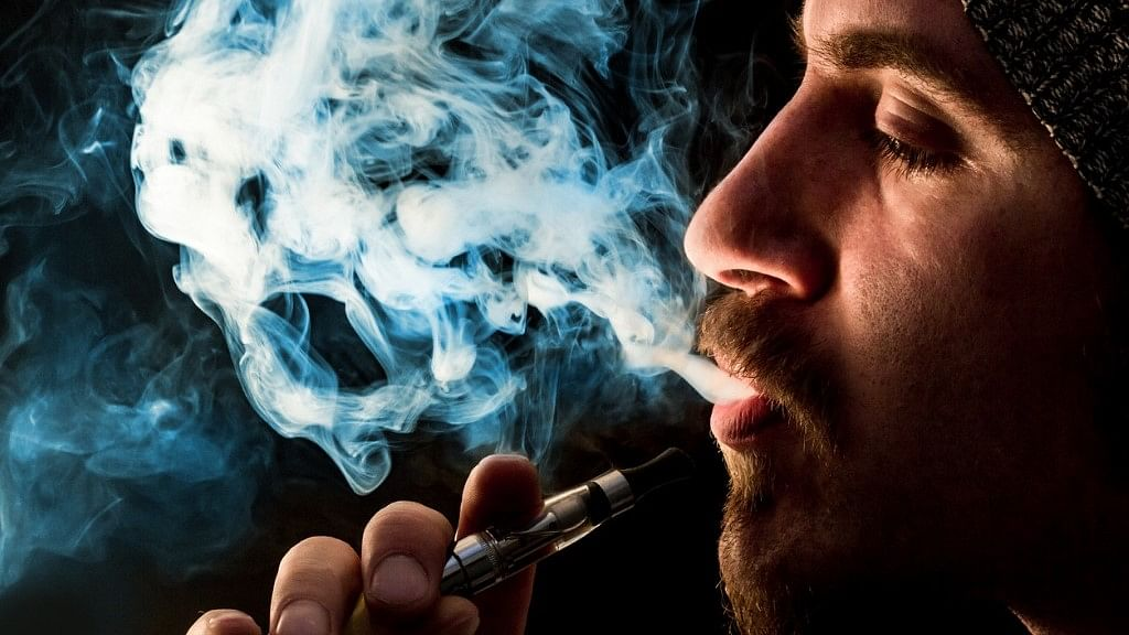 E-Cigarette Vapors May Hamper Mucus Clearance from Airways: Study
