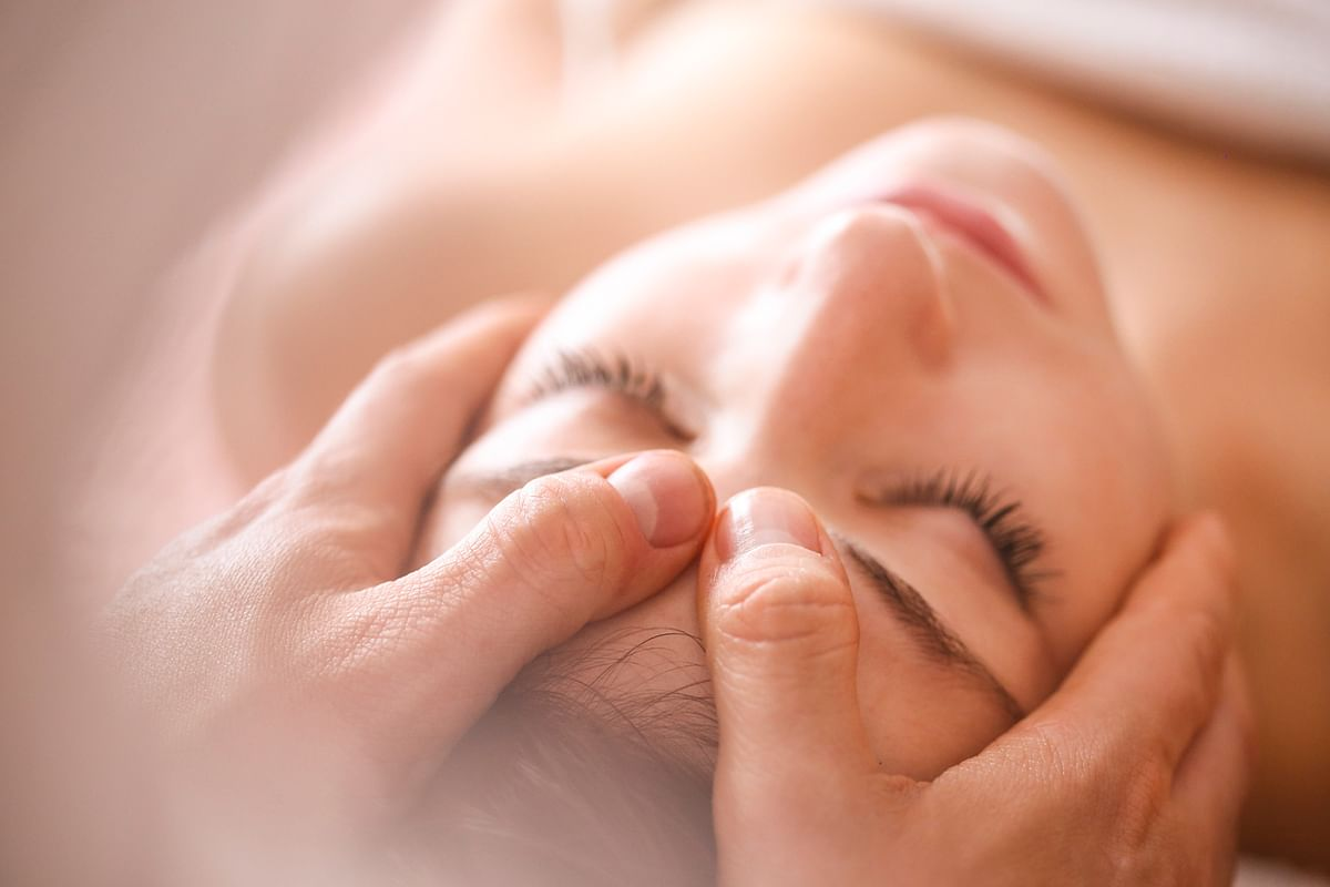 Ayurveda recommends lubricating the body if you are stressed or anxious.