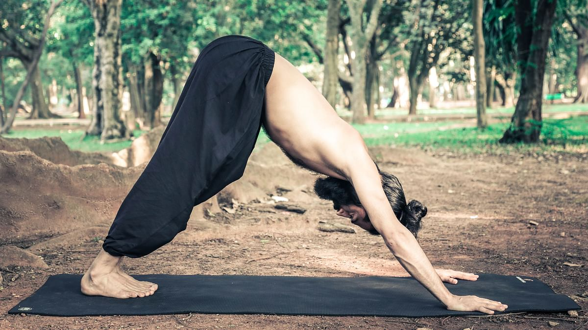 Your Job Leaving You Exhausted? Try These Simple Yoga Asanas