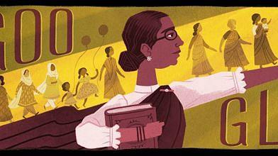 Google Doodle Honours Dr Mutthulakshmi Reddi,1st Woman Legislator
