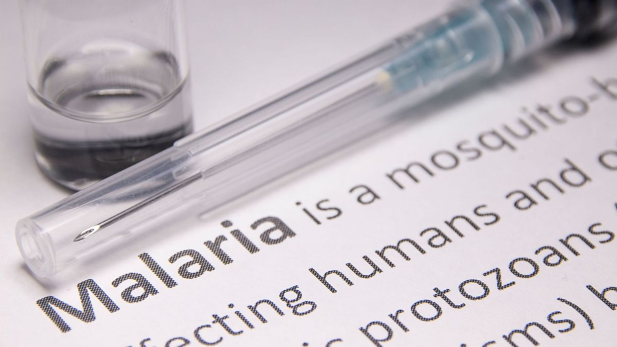 Theoretically possible to wipe out malaria, but probably not with the flawed vaccine