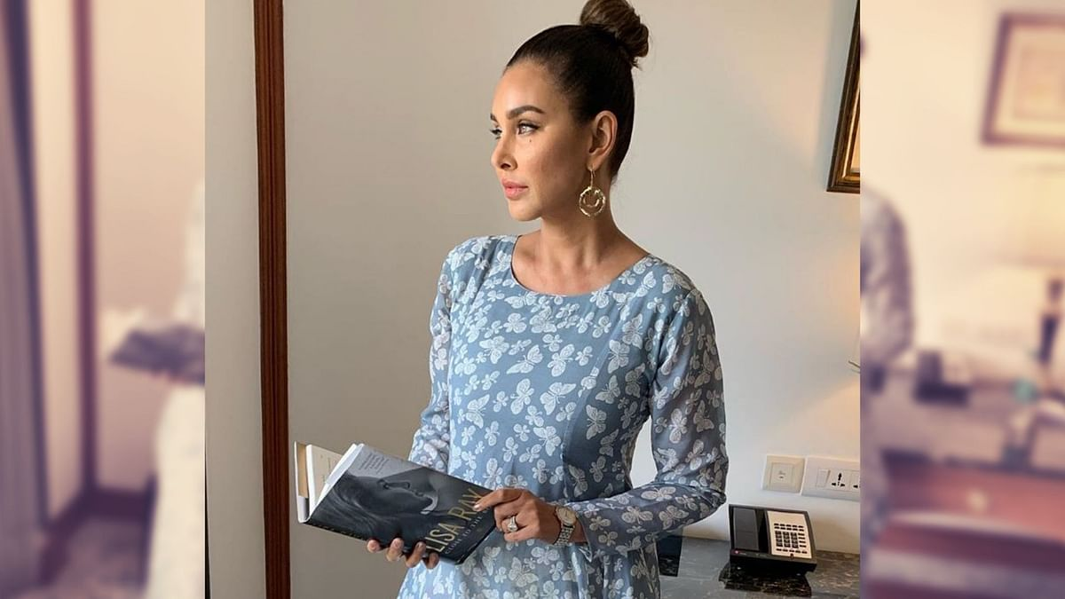 Lisa Ray: Didn't React After I Was Told I Had Cancer