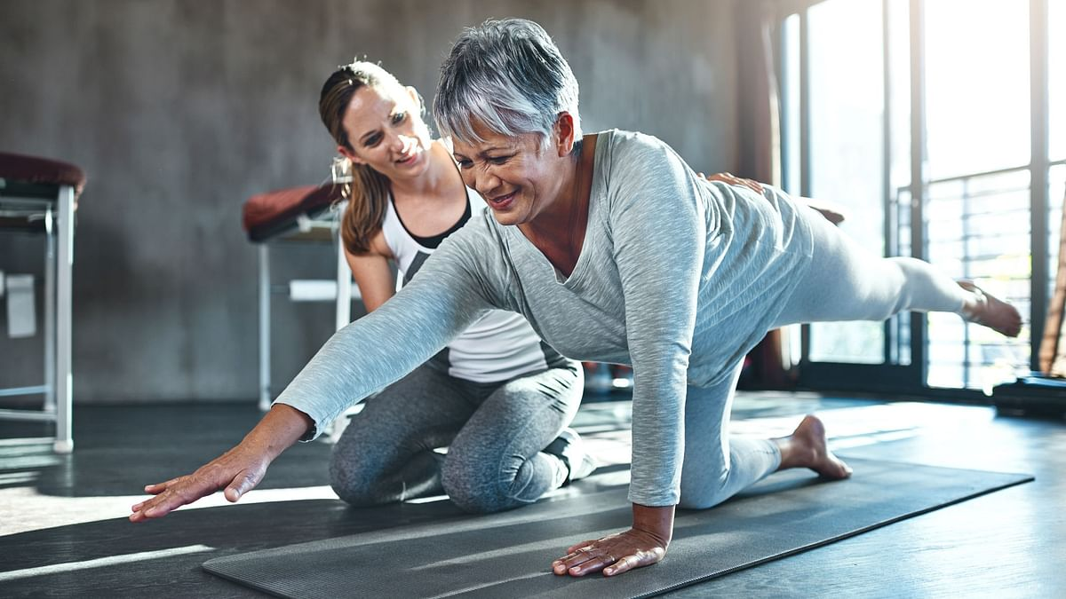 Regular exercise appears to help prevent the development of physical signs of Alzheimer's, in those who are at risk for the disease.
