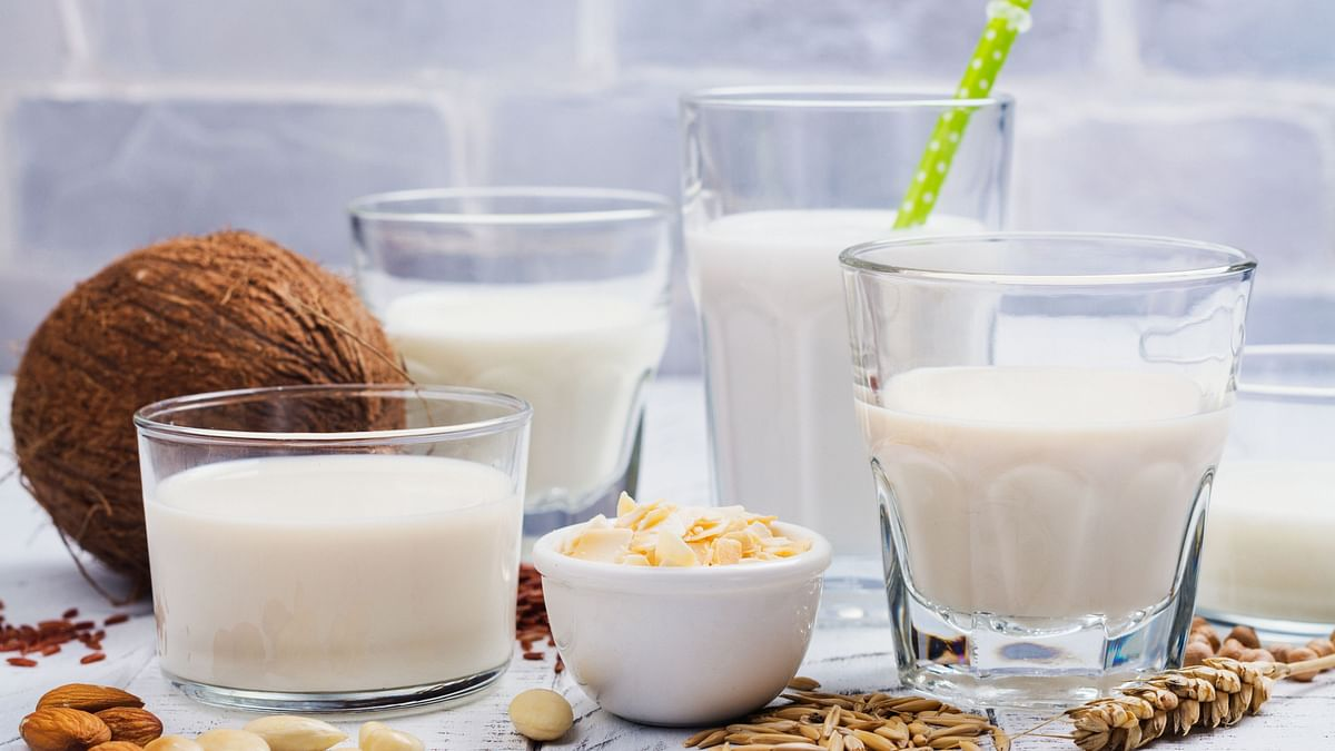 Don't Want Dairy? Here Are Some Plant-Based Milk Options For You