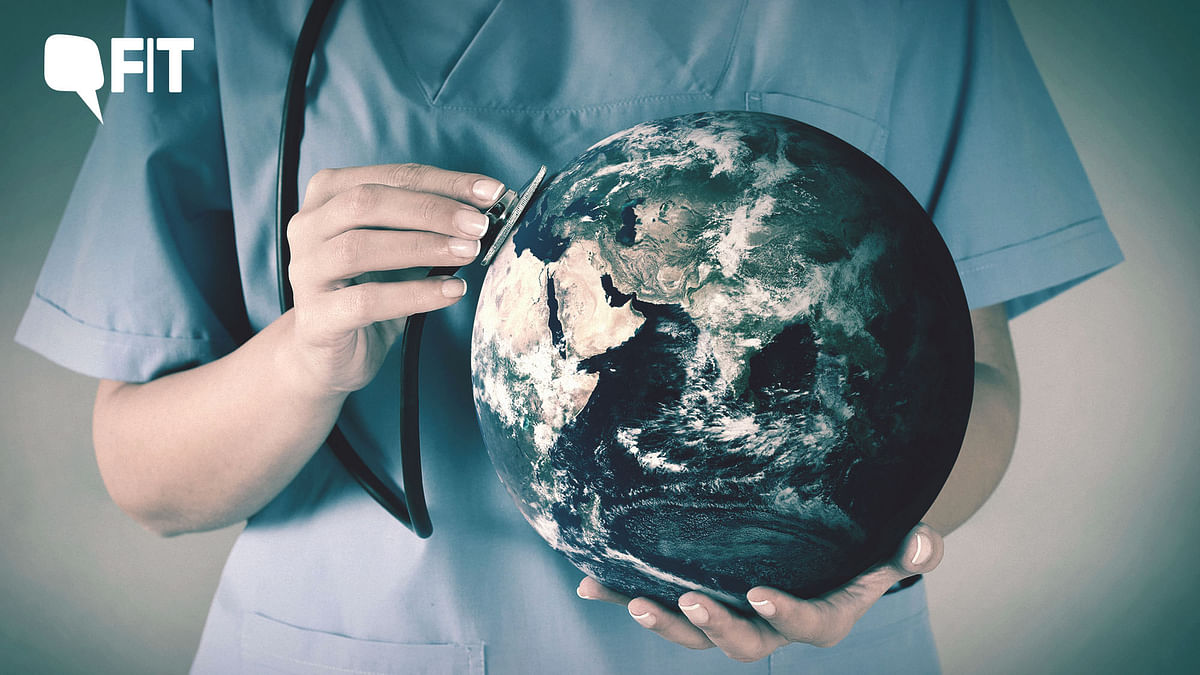 Is Your Healthcare Killing the Planet? Yes, Says a New Study