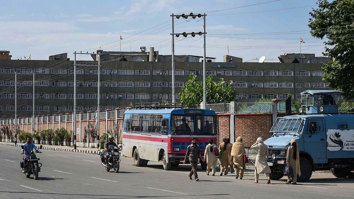 Kashmir Blockade: A Mental Health Crisis Brews in Kashmir