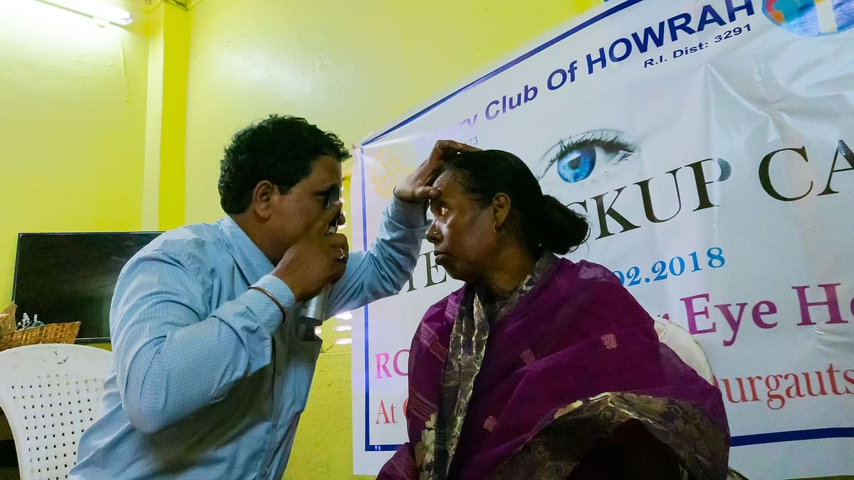 India Records a 25% Reduction in Visual Impairment, Meets Target