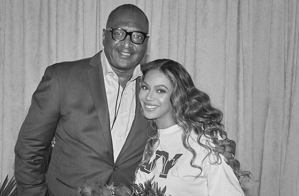 Beyonce's Dad Battling Breast Cancer, Urges Men to Get Tested
