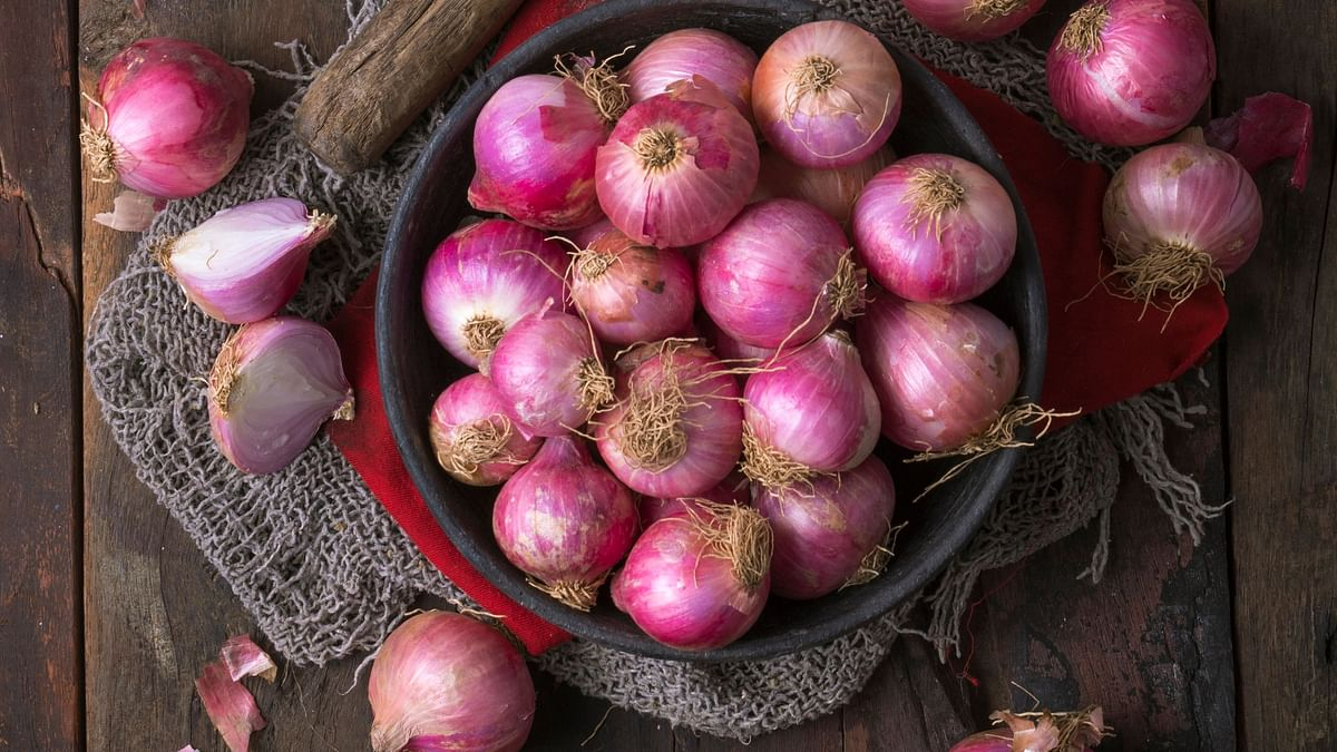 India to Import 6,090 Tonne Onions from Egypt to Cool Prices