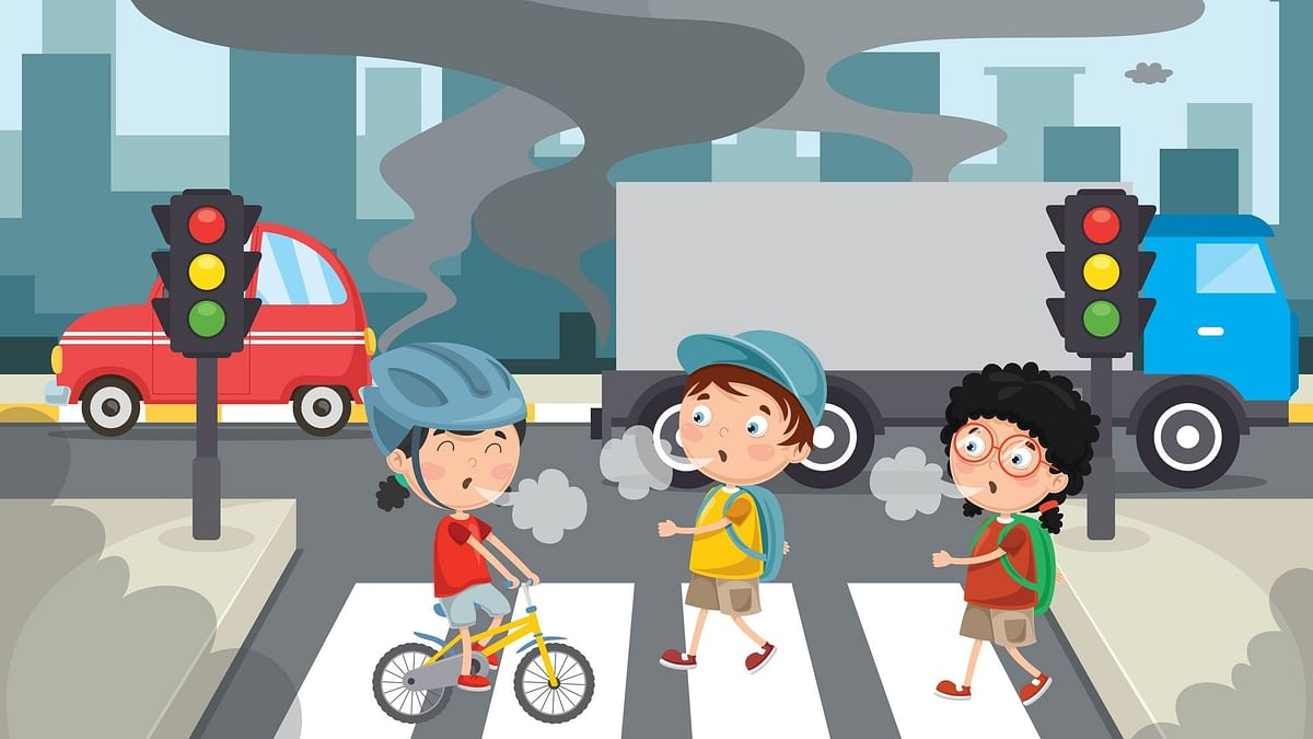 Smoke, Fumes, Toxins; What is the Cost of Your Kid's Playtime?