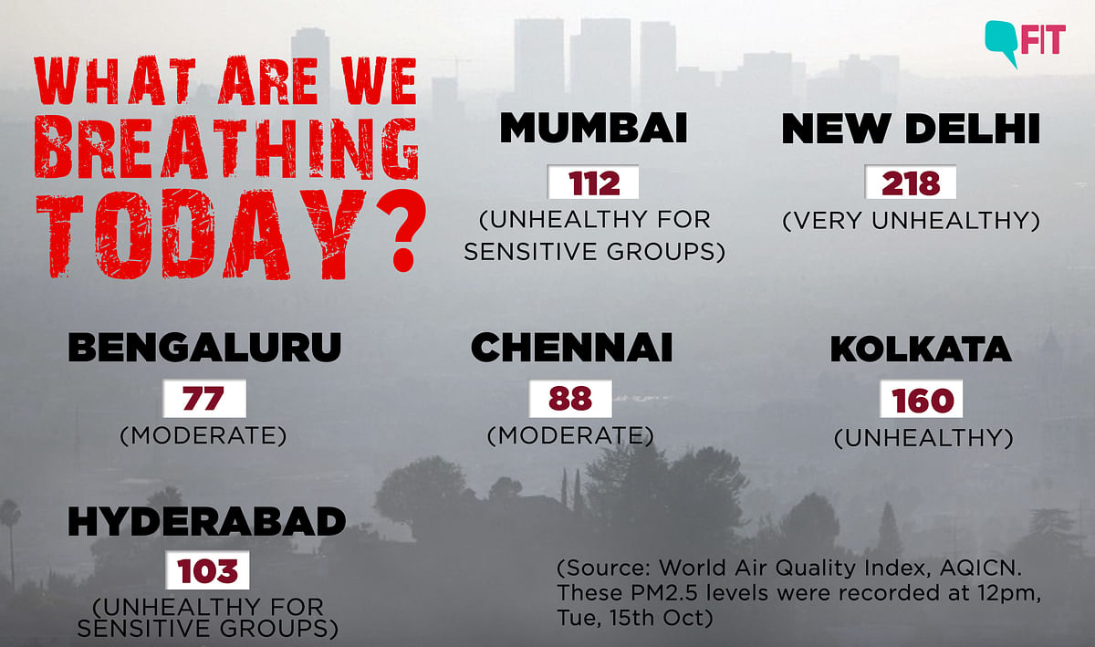 Have You Checked Air Pollution in Your City Today?