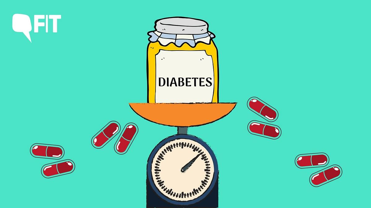 How does weight contribute to diabetes?
