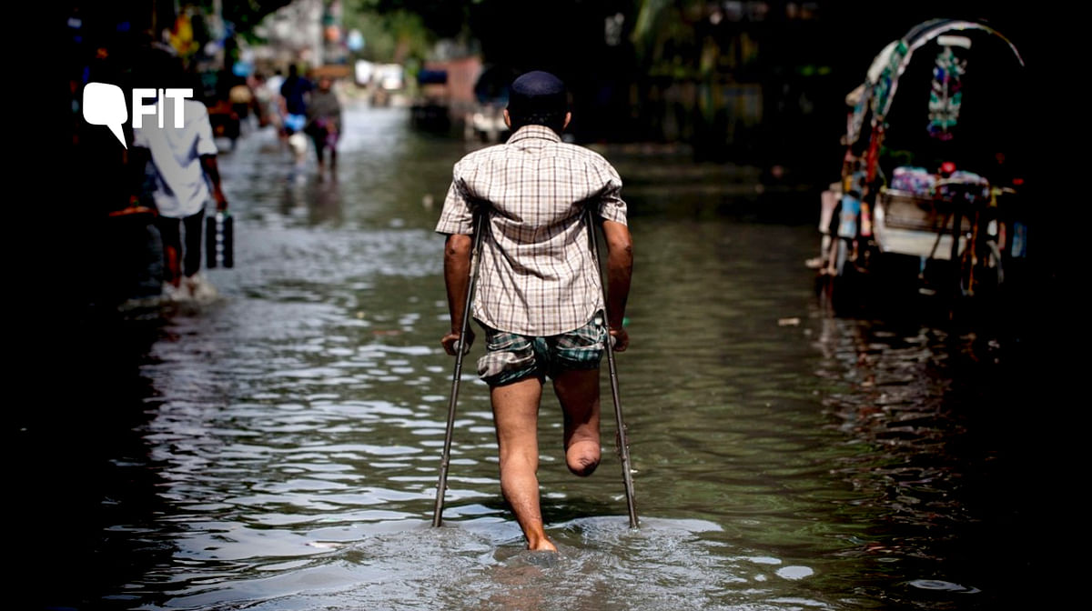 Climate change disproportionately affects Persons with Disabilities. Where are they in the climate movement?