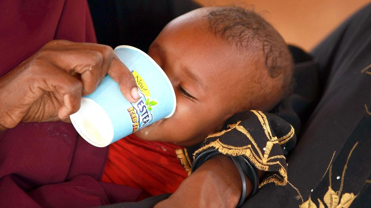 'Over 200 Million Children Undernourished or Overweight' :UNICEF