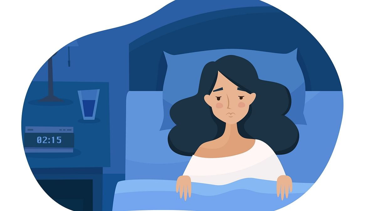 Not Sleeping Enough? Ladies, It Could Take a Toll on Your Bones