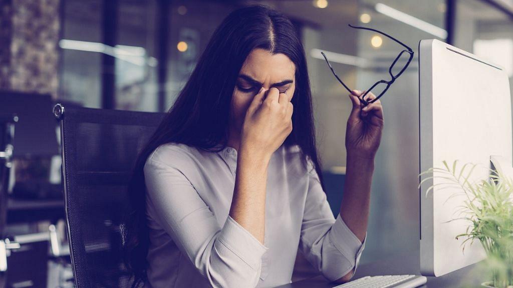 तनाव में रहना हमारी आदत बन चुकी है!