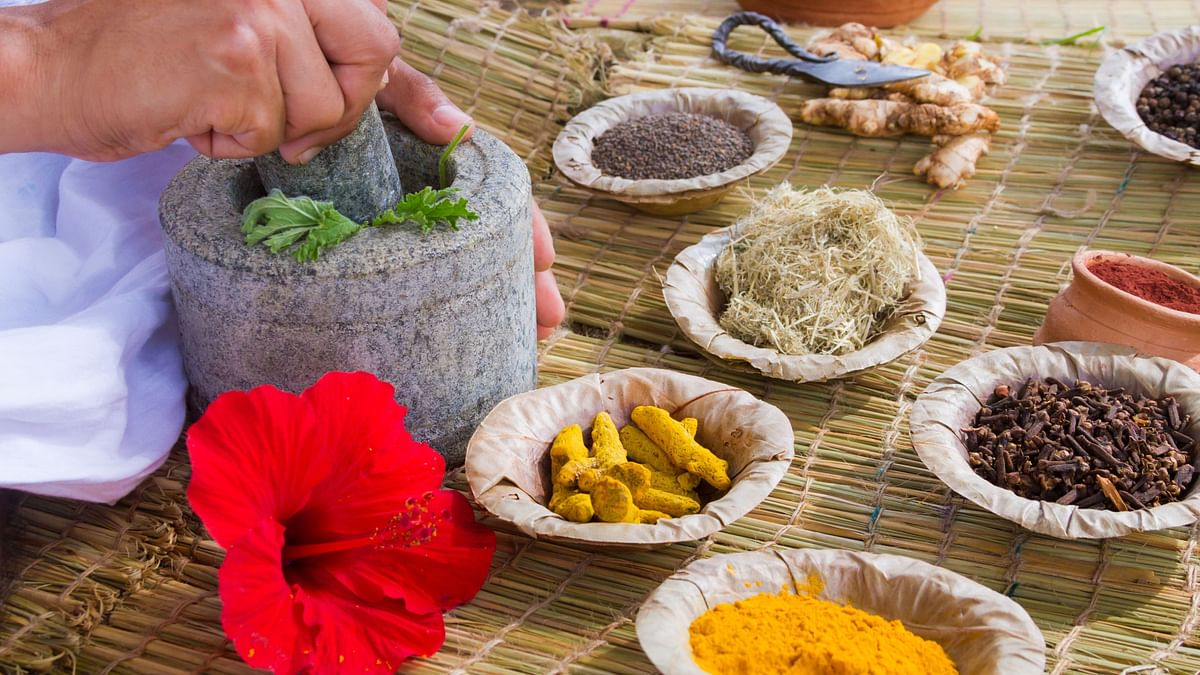 In Ayurveda each treatment is customised.