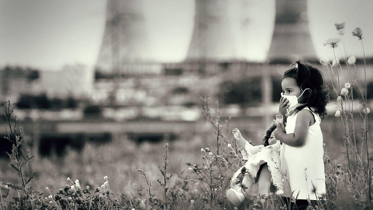 Pollution Stunts Brain Development in Children, Warns UNICEF