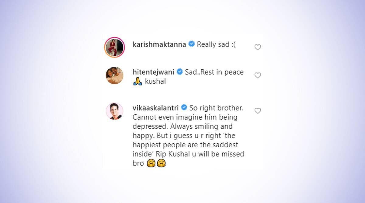 Popular TV Actor Kushal Punjabi Dies by Suicide