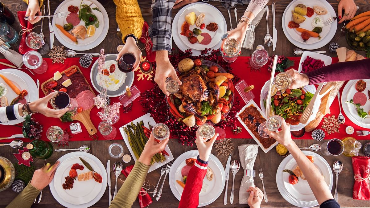 Merry Christmas! Here's How to Make Your Favorite Dishes Healthy