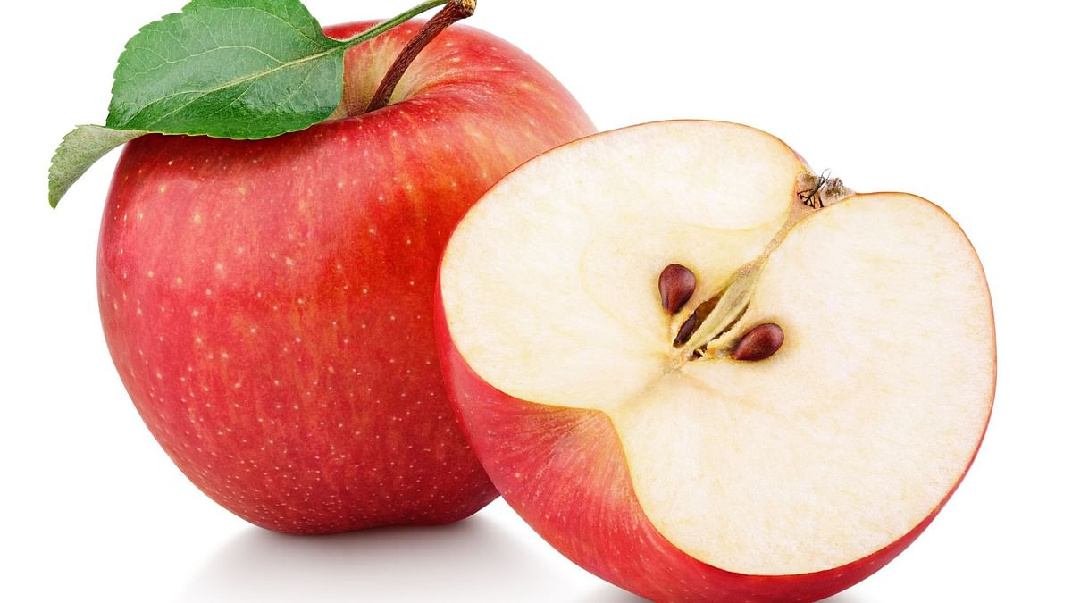 Not One, but Two Apples a Day to Keep the Doctor Away