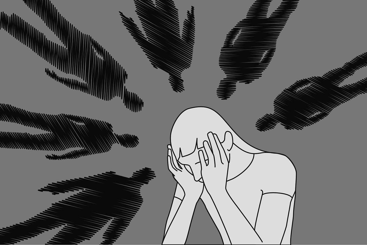 """You're overthinking."""