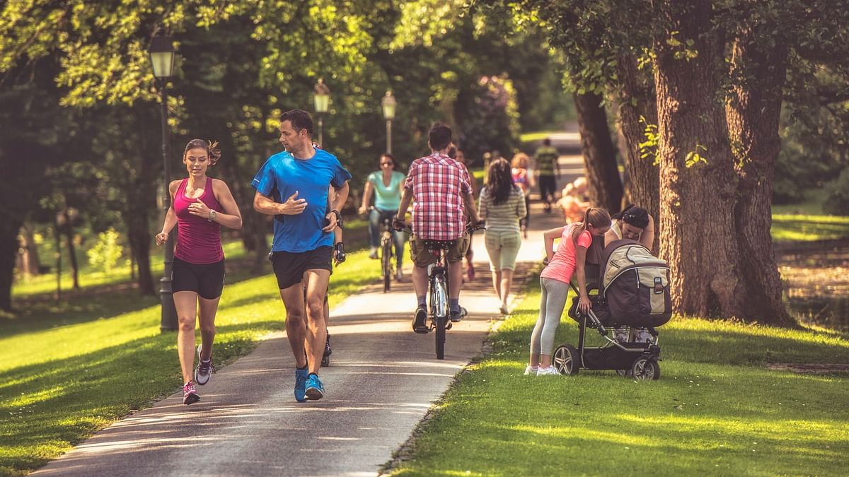 Walking, Cycling to Work Reduces the Risk of Heart Disease: Study