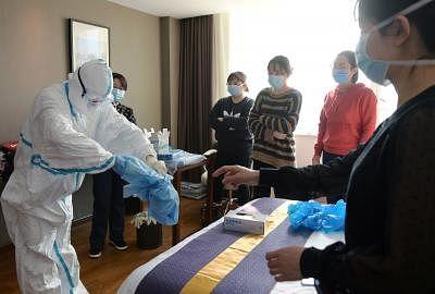 Healthcare Workers Turn Real Heroes In China Coronavirus Outbreak
