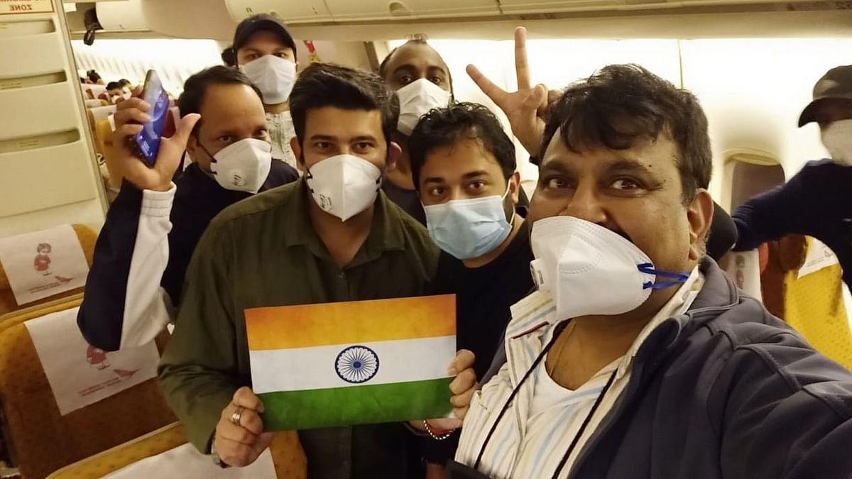Air India Flight Evacuates 119 Indians From Coronavirus-Hit Cruise