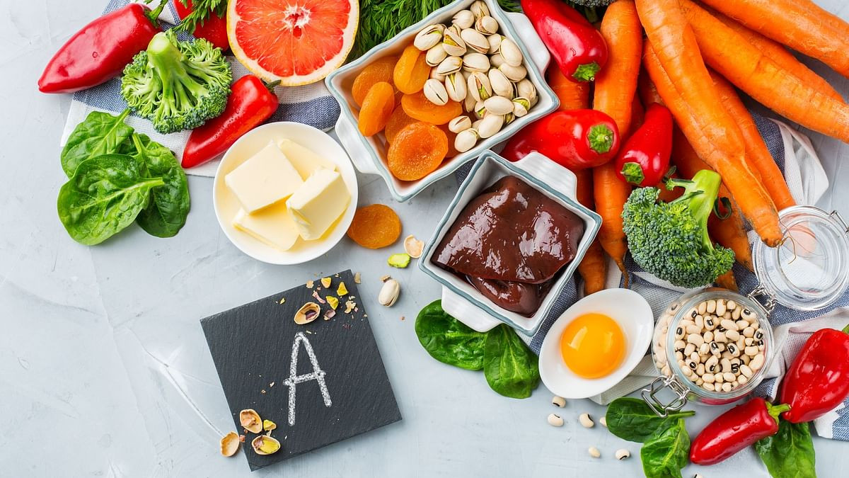 Overdose of vitamin A supplements could lead to toxicity or hypervitaminosis A.