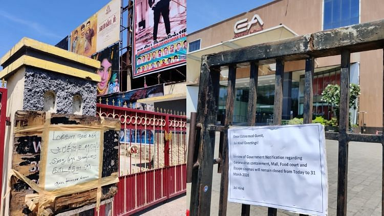 Coronavirus Chennai impact: The Tamil Nadu government has ordered a shutdown of all educational institutions, malls, supermarkets and other places of mass gathering until 31 March.