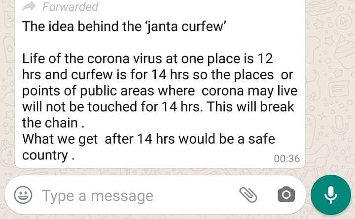 क्या 14 घंटे का 'जनता कर्फ्यू' भारत को COVID-19 से सुरक्षित रखेगा?