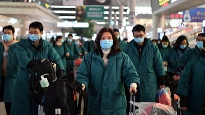 The death toll in China's novel coronavirus outbreak has spiked to 3000