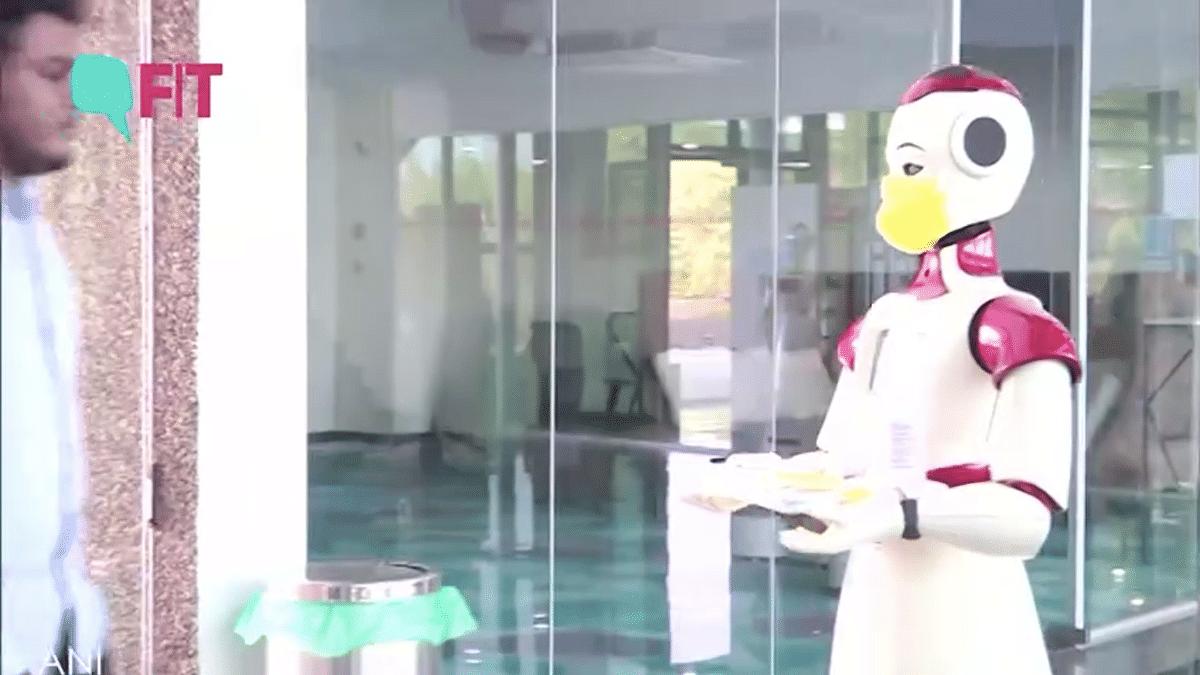 Robots to the Rescue As Kerala Govt Tackles Coronavirus