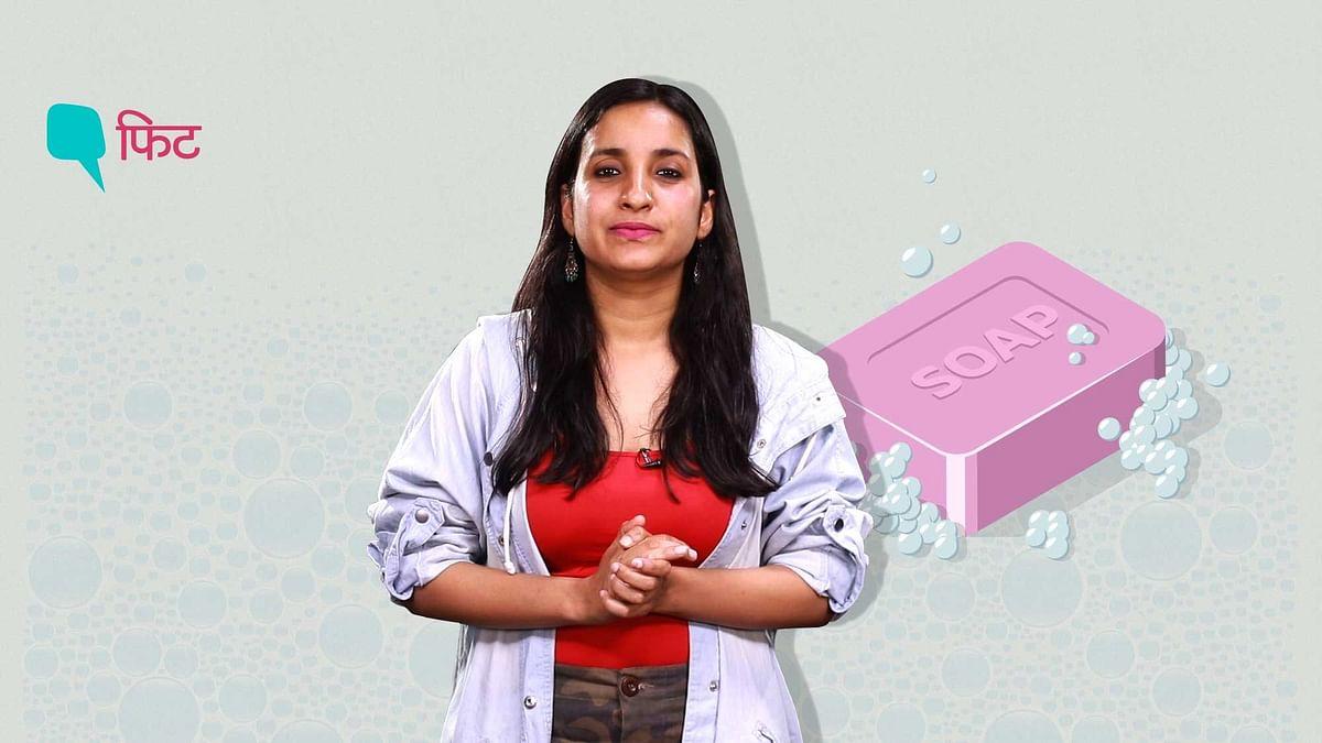 साबुन से हाथ धोने की आदत आपको कोरोनावायरस से बचा सकती है.