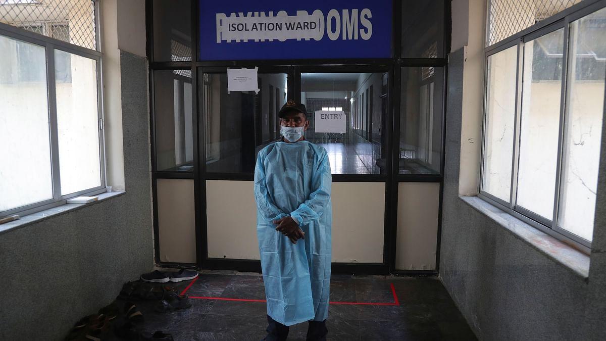 COVID-19: Irish national escapes from quarantine ward at Cuttack, Odisha.