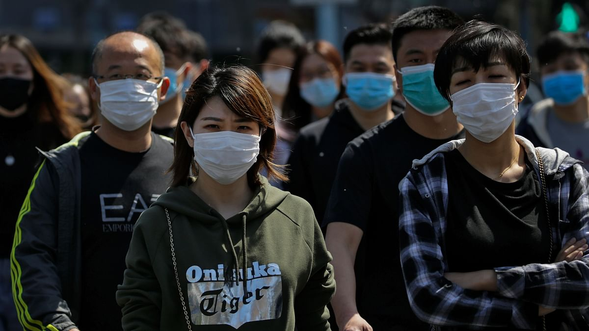 China Records Highest Number of COVID-19 Cases in Weeks