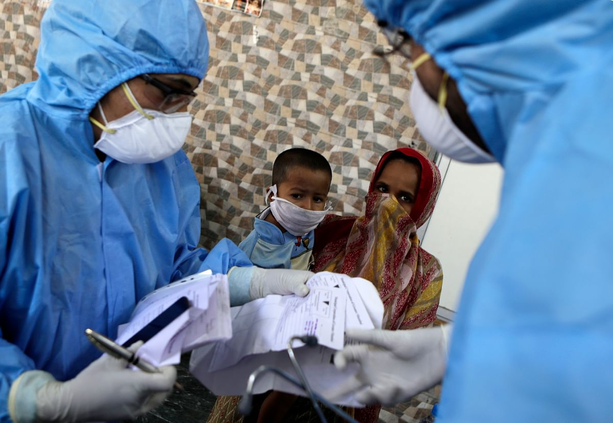 First coronavirus case was reported in Odisha on April 7.