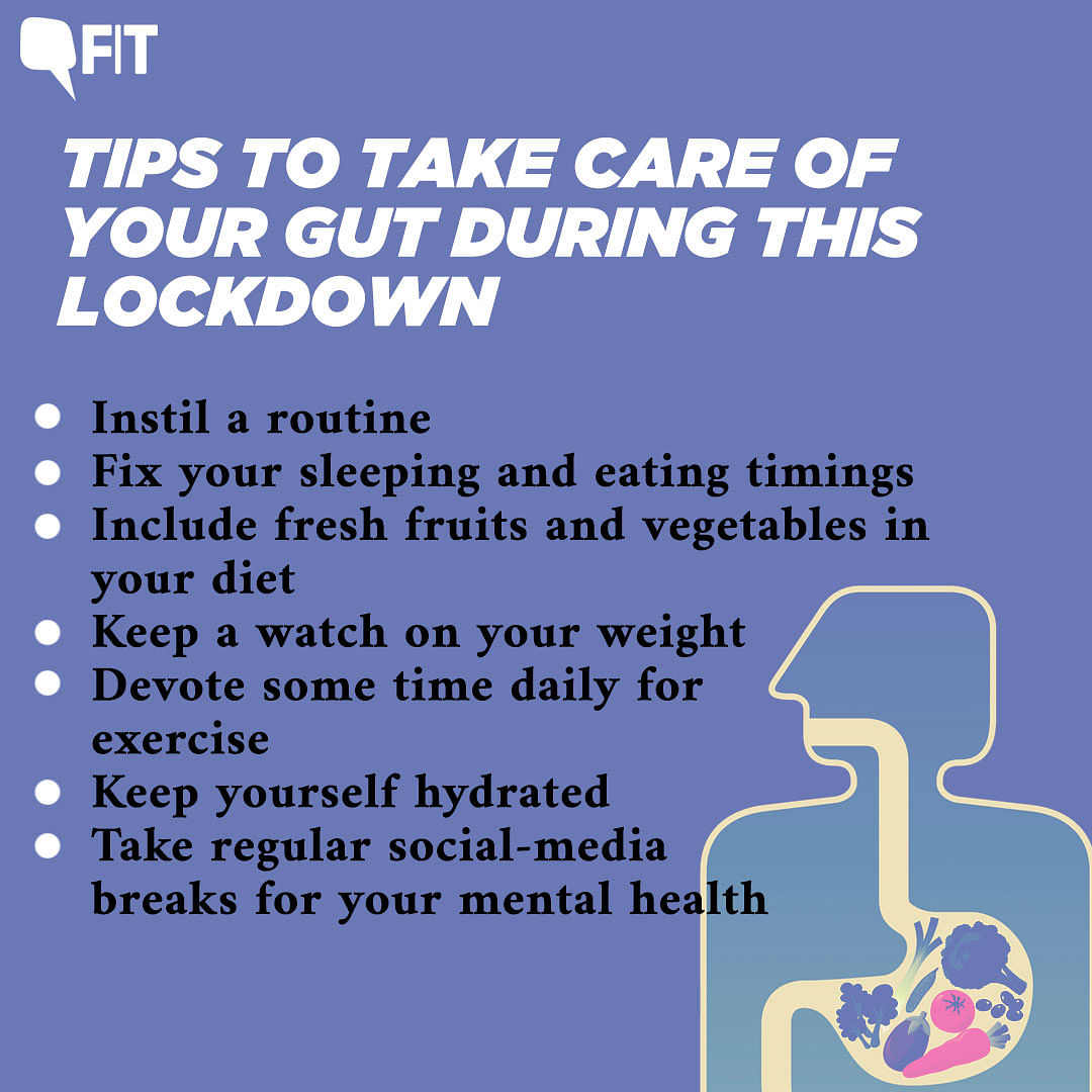 'Quarantine Constipation': How Staying at Home Can Impact Your Gut