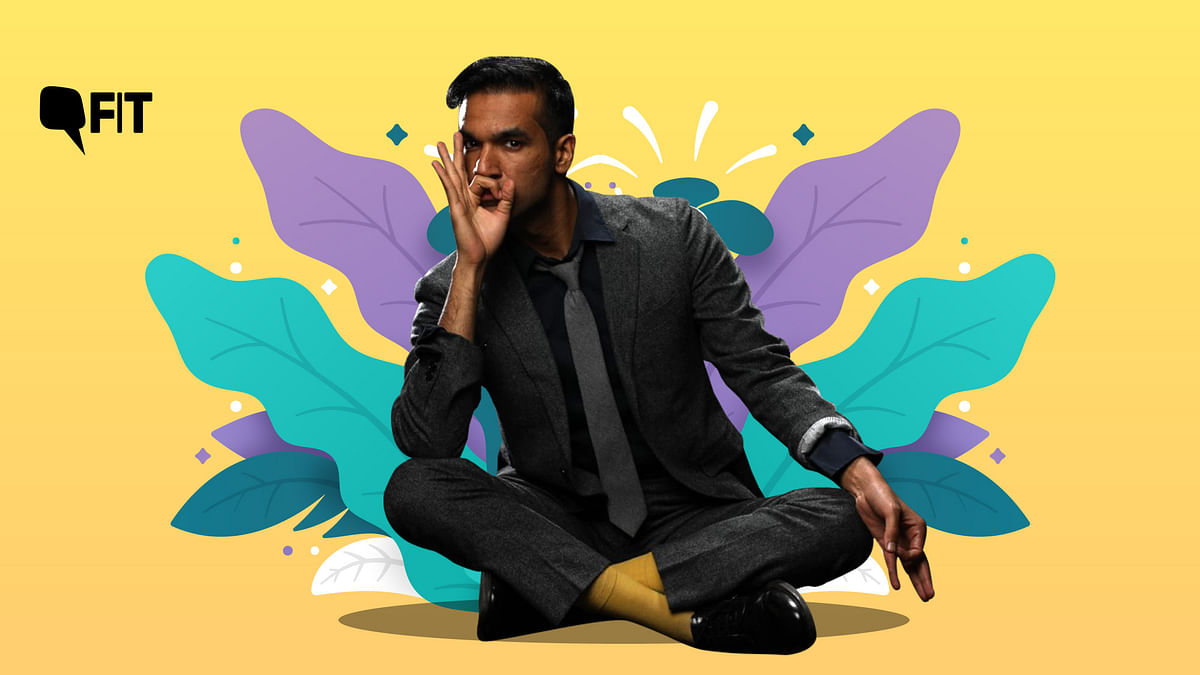 Take a deep breath, put on your headphones, and let yoga guru Zubin Atré guide you as you push your stress, worry and anxiety away.