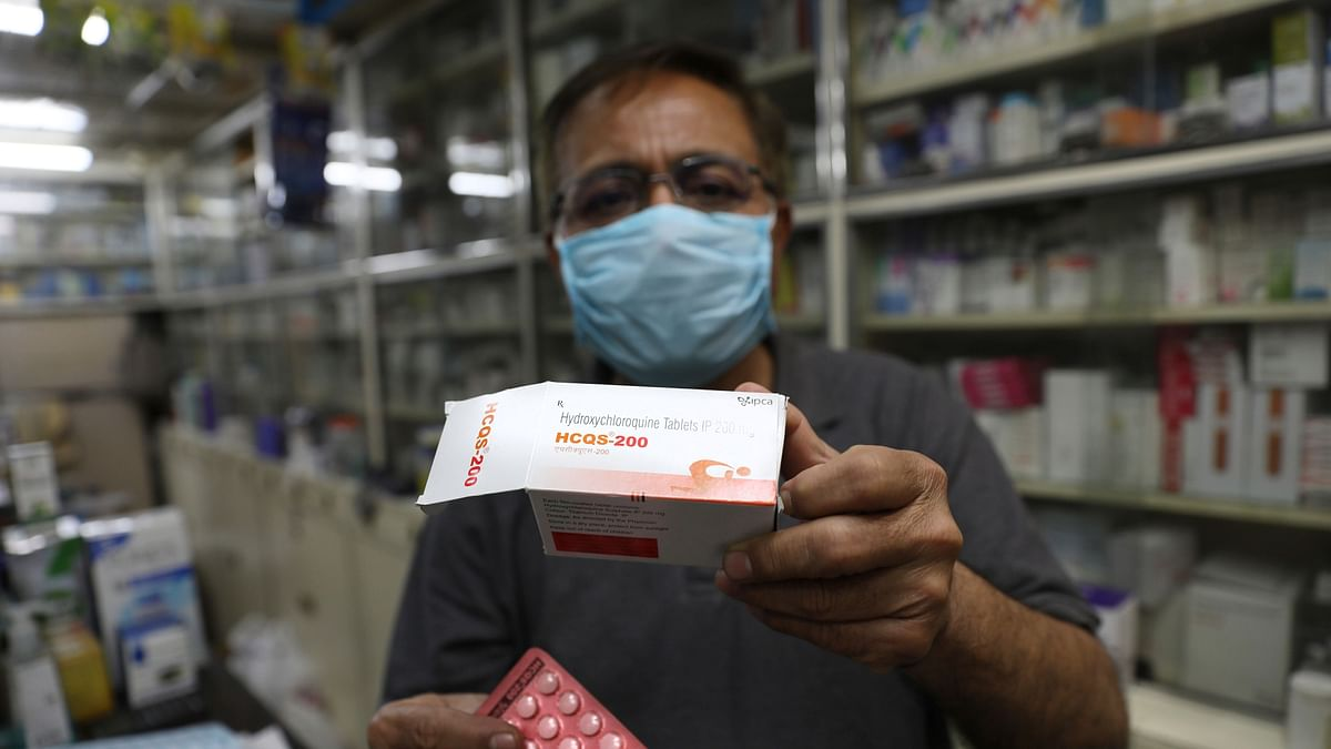 Who Shouldn't Use Hydroxychloroquine for COVID-19: Govt Answers