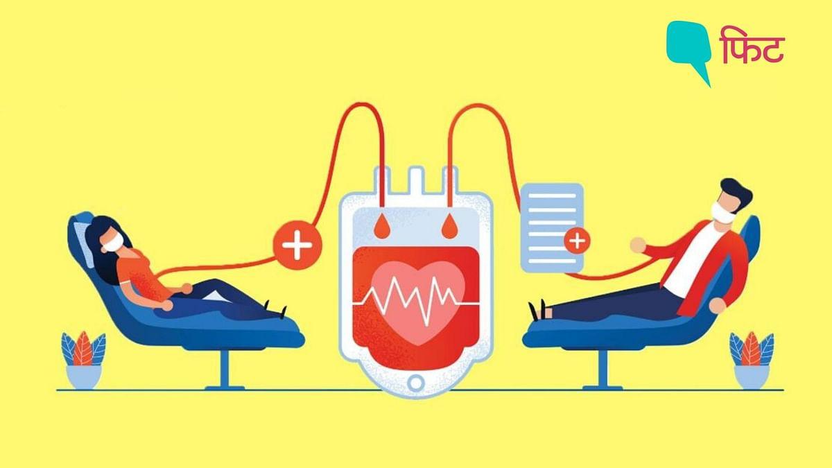कोरोना वायरस के चलते अस्पतालों में खून की कमी हो गई है