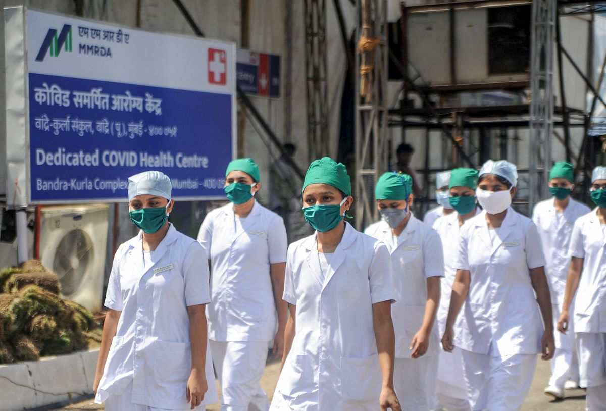 Bodybags & Beds: Key COVID Concerns in Mumbai's Hospitals