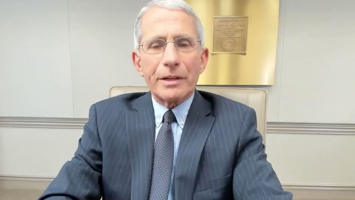 "COVID-19: Fauci Calls Pfizer Vaccine Development ""Extraordinary"""