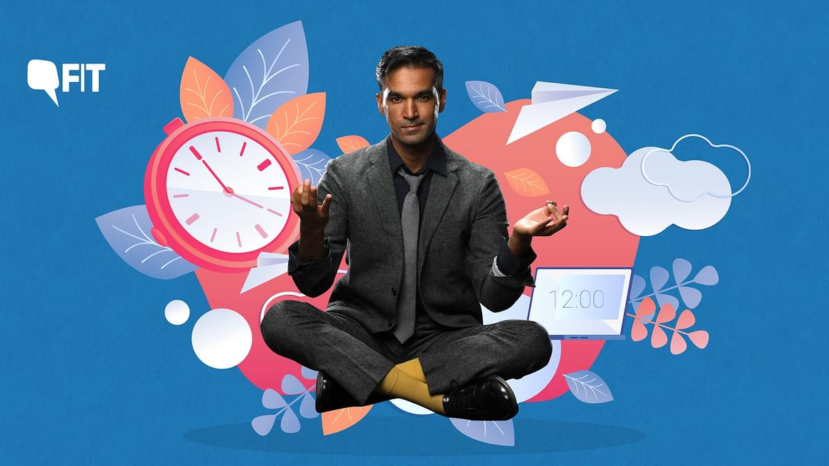 This meditation will help you focus and increase your productivity without feeling mentally and physically drained.