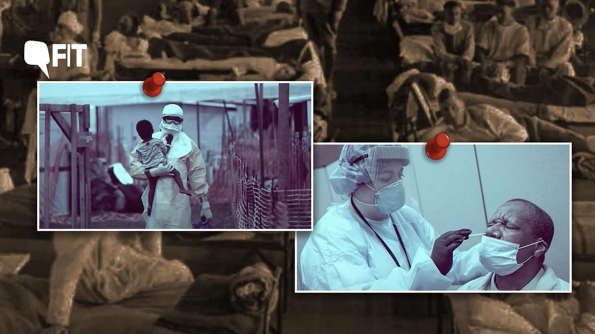 A look back at the history of pandemics and what brought them to an end.