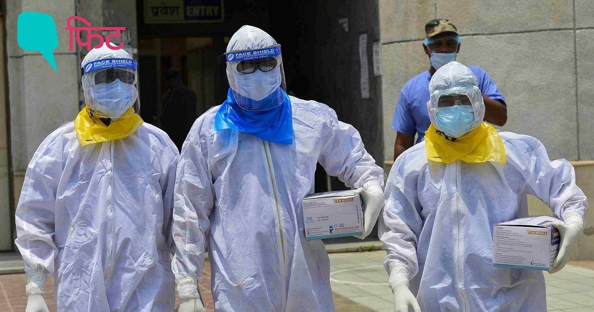 COVID: 26 दिन बाद 3 लाख से कम नए केस पर मौत की संख्या चिंता का सबब