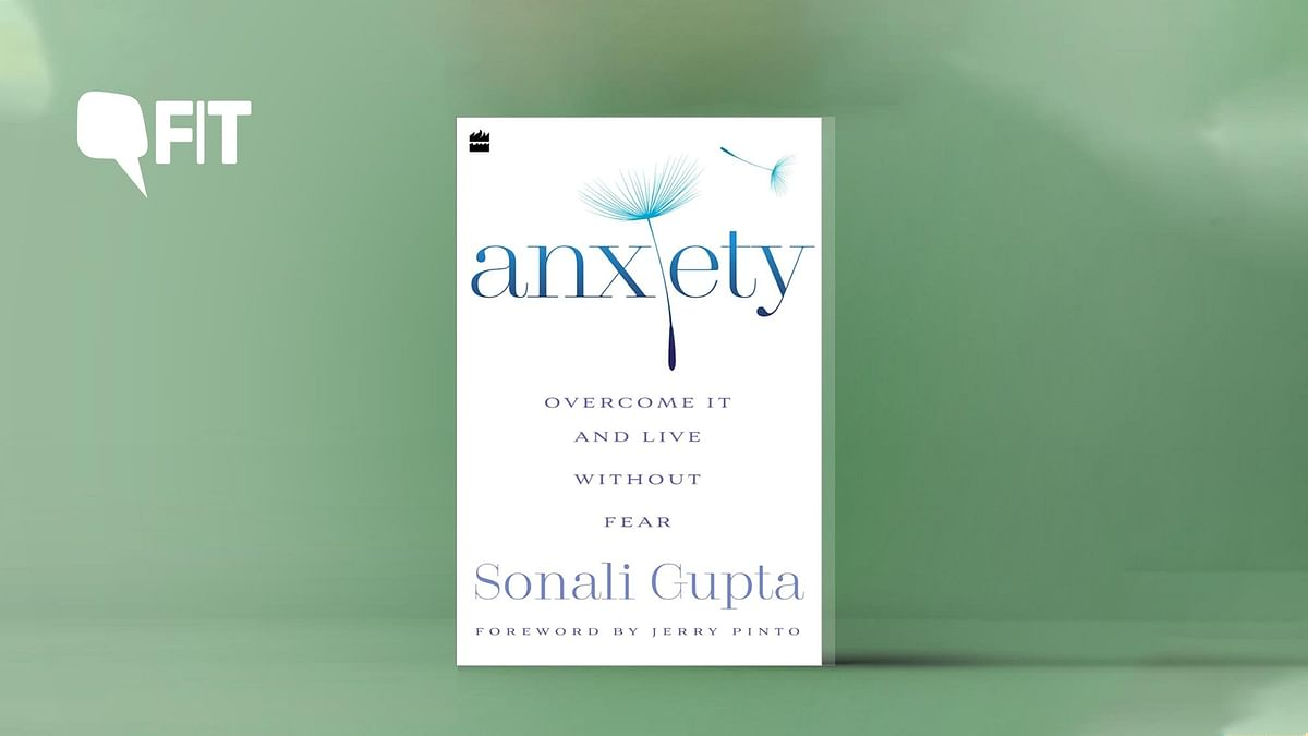 Book Cover: Anxiety, by Sonali Gupta
