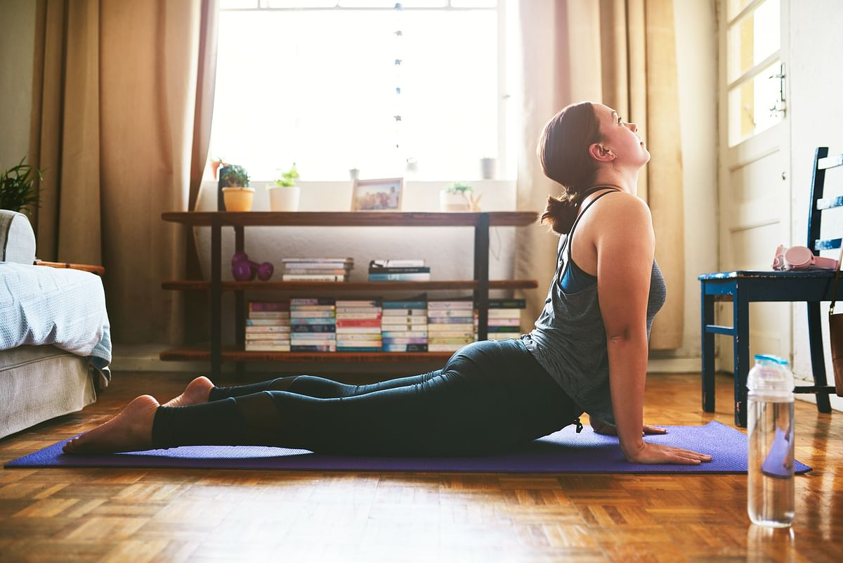 Working From Home? Tips to Help You Stay Fit